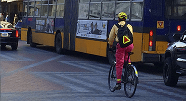 Bicyclist Injury or Death